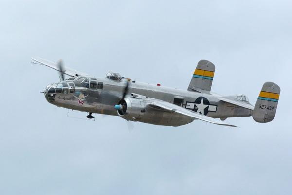 B-25 by darmer