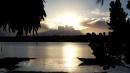 Sunrise over IIe Sainte Marie