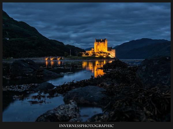 Eilean Donan Castle by jjmills