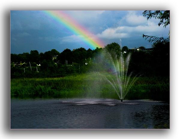 I can see a Rainbow by Mavis