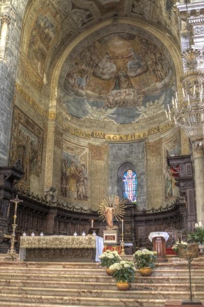 Duomo di Catania by paulvo