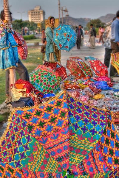 Umbrella Lady by StickyW