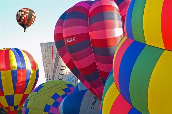 Baloon festival. by StickyW