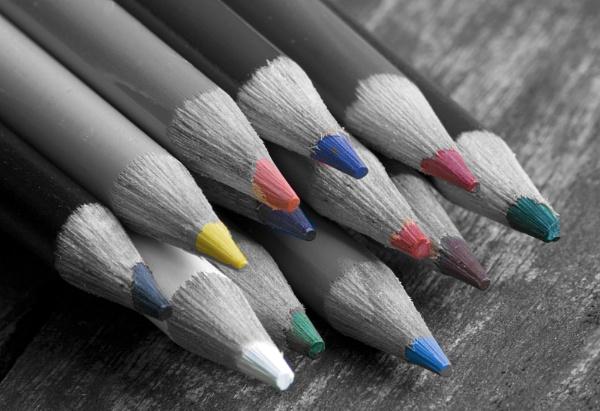 Crayon tips by cjl47