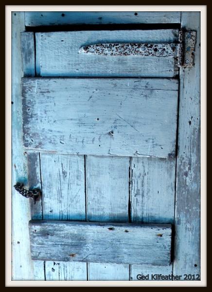 Blue Door by GedK