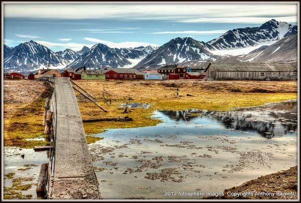 Ny Alessund - Spitsbergen by fotosphere