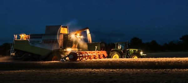 Night Harvester by GordonLack