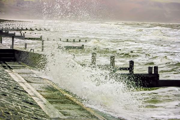 The Cruel Sea by GordonLack