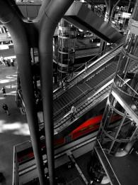 Berlin Hbf Station