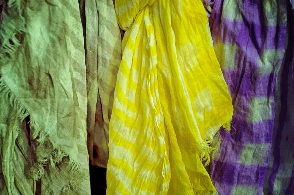 scarfs by luckybry