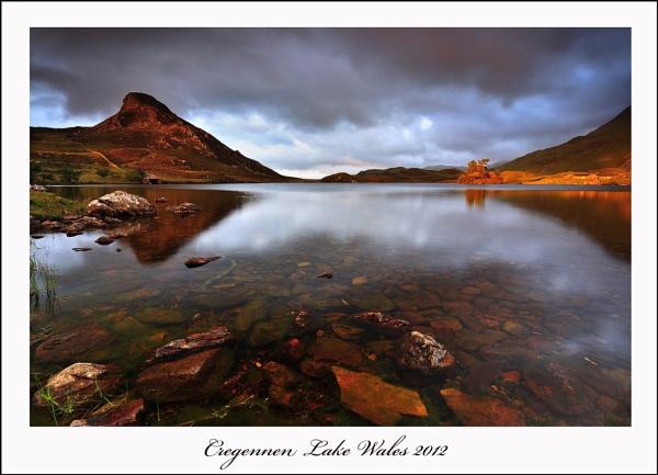 Last Light at Cregennen by J_Tom