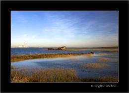 Rusting Riverside Relic