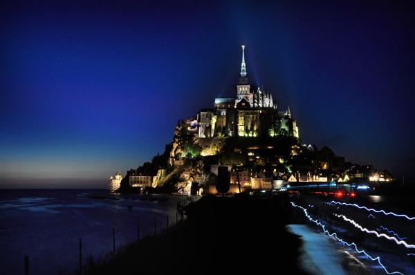 Mont Saint Michel by caulfid2