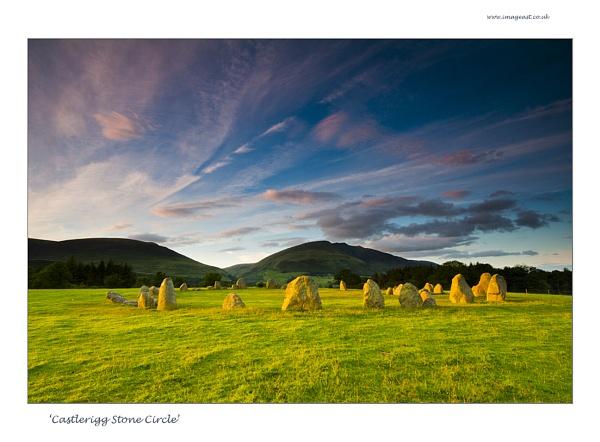 Castlerigg Stone Circle by dp