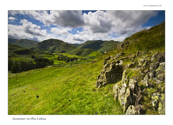 Summer in the Lakes by dp