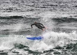 Super (Man) Surfer
