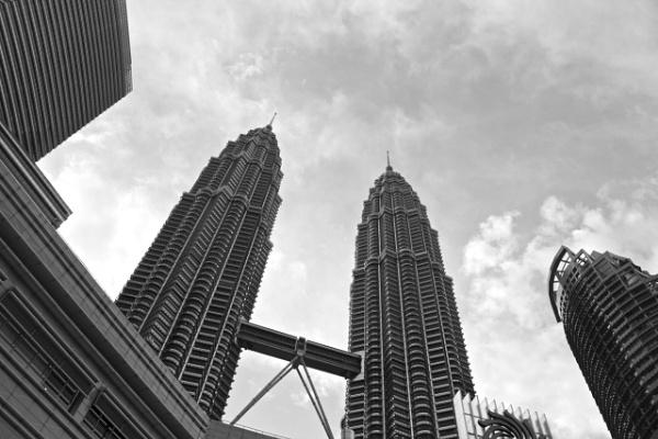 KLCC Malaysia by adentenur