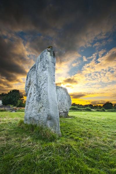 Avebury I by Cybalist