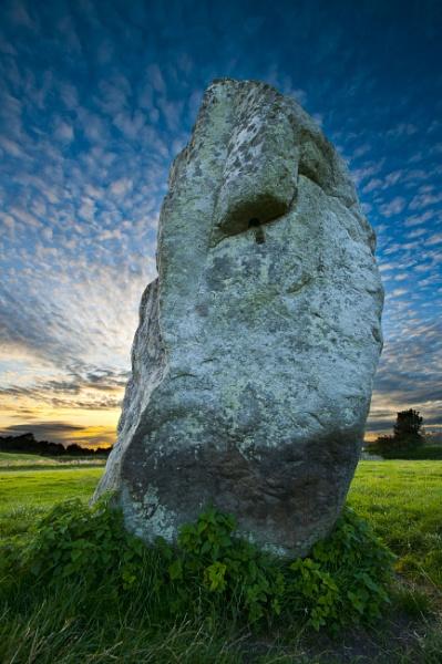 Avebury III by Cybalist