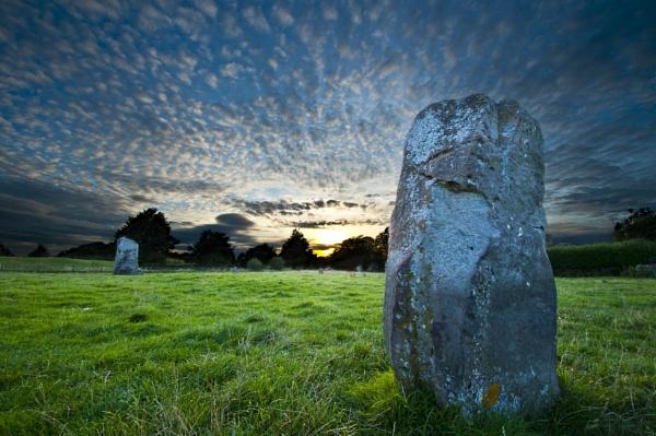 Avebury IV by Cybalist
