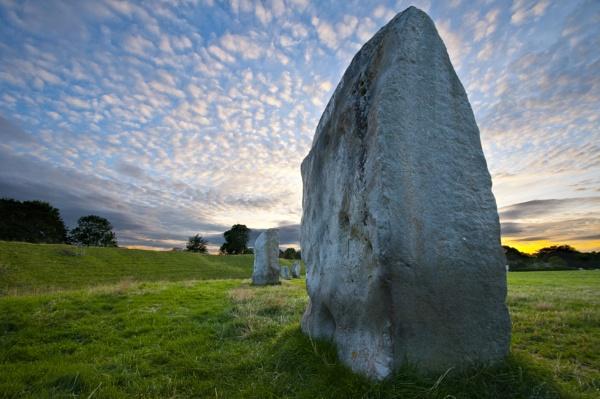 Avebury V by Cybalist