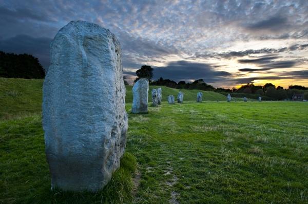 Avebury VI by Cybalist