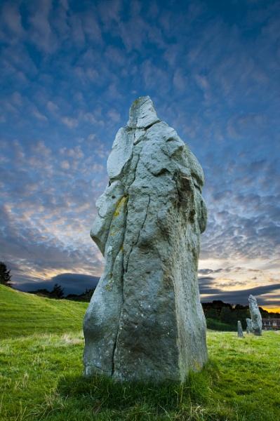Avebury VII by Cybalist