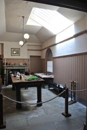 Butlers Room in Penrhyn Castle