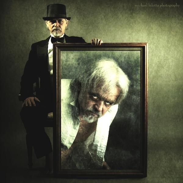 The Strange Self Portrait of Dr. Henry Jekyll by MichaelBilottaPhotography