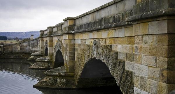 Ross Bridge Tasmania by foto_foley