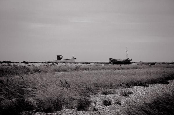 Fishing Boats by Nikonuser1