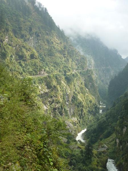 Friendship Highway Tibet side by buntytw26