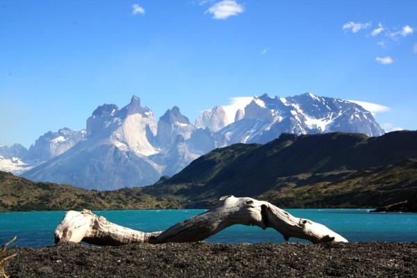 Torres Del Paine Massive, Torres Del Paine National Park, Chile, 2012 by buntytw26