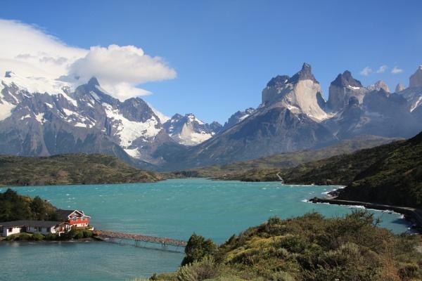 Torres Del Paine Massive, Torres Del Paine National Park, Chile by buntytw26