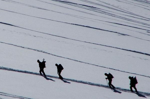 Climbers by Kochalskim