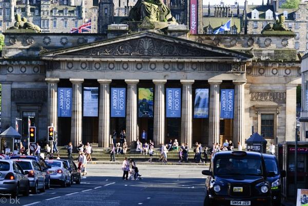 National Galleries / Edinburgh by B_Real