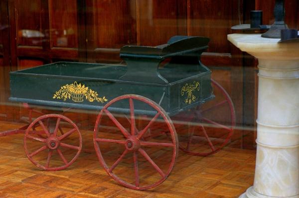 ~ Tilden Thurber Wagon by LexEquine