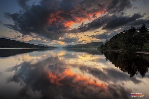 Loch Katrine Reds.. by Landlord