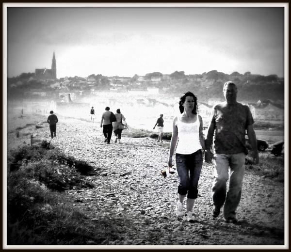 Walking... by BarryC123