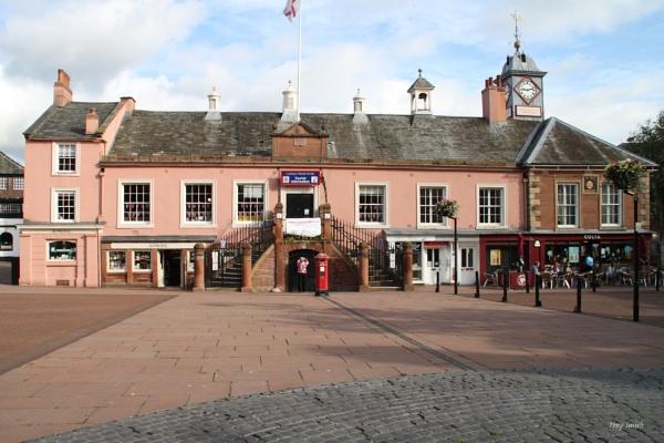 Carlisle Town Hall by mio2mio