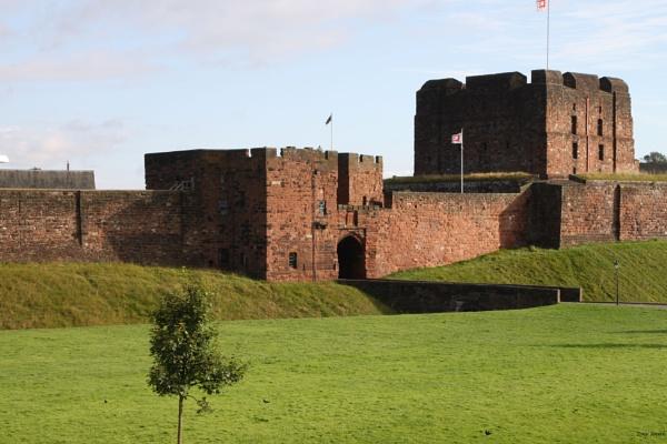 Carlisle Castle by mio2mio