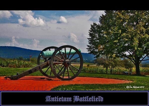 Antietam Battlefield by f4fwildcat
