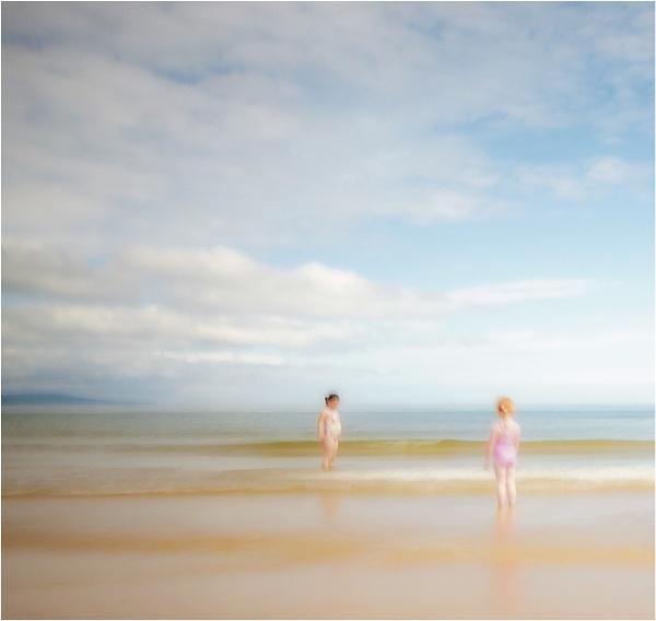 The Beach by Baz72