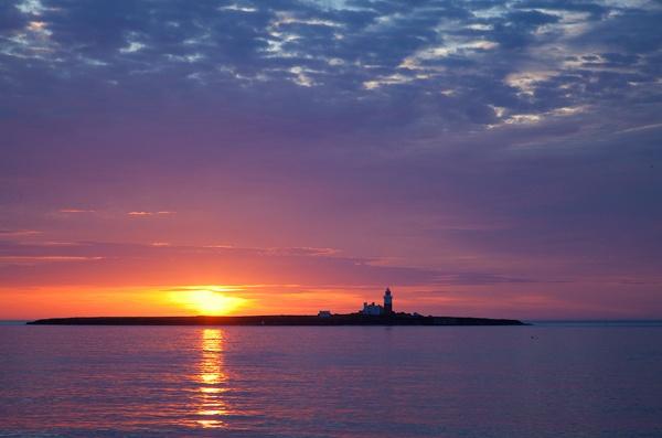 Coquet Island sunrise by Guy_Rogers