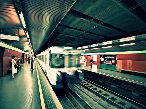 Subway by Joao_Lopes