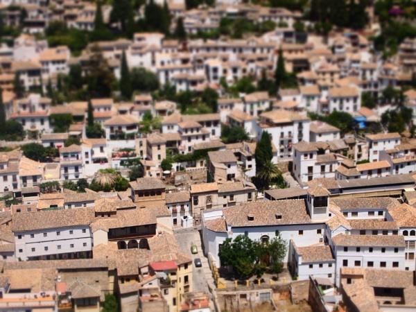 Granada by Dannielle