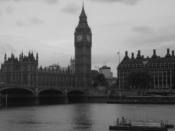 London by Dannielle