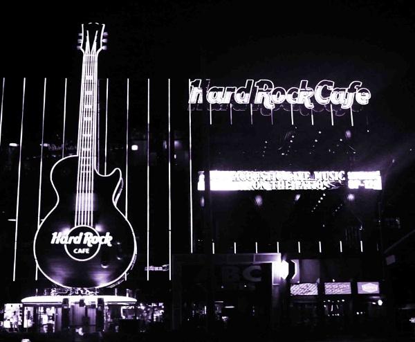 Hard Rock! by bronwen1997