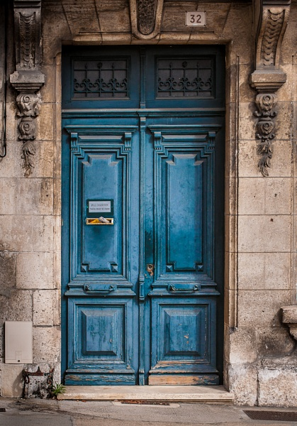 Blue door 7 by chavender