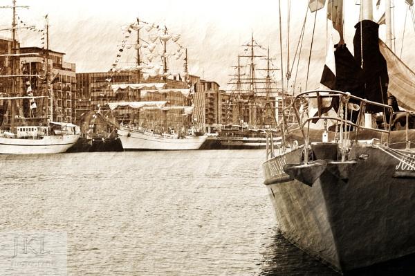 tall ships dublin by JLynam